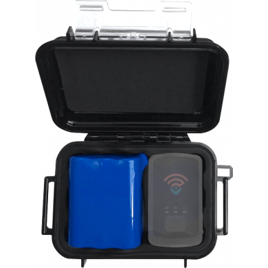 6 Month Extended Battery + Waterproof Case for STI_GL300