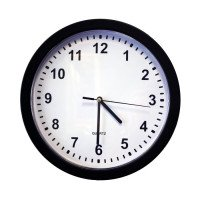 Zone Shield Wi-Fi Wall Clock