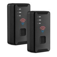 Spytec STI GL300MA 4G LTE Mini Real-Time GPS Tracker (2 Pack )