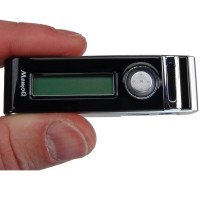 MemoQ MR-740 Mini Digital Voice Recorder