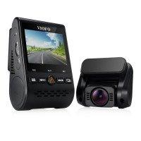 A129 Duo Wi-Fi Full HD Dual Facing Dash Camera with GPS Logger