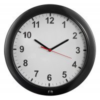 IPS-24 Wifi Hidden Camera Wall Clock